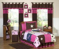 Pink Paisley Kids Cowgirl Bedding Twin Comforter Set ...
