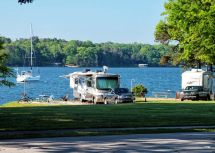 Old Federal Campground Lake Lanier
