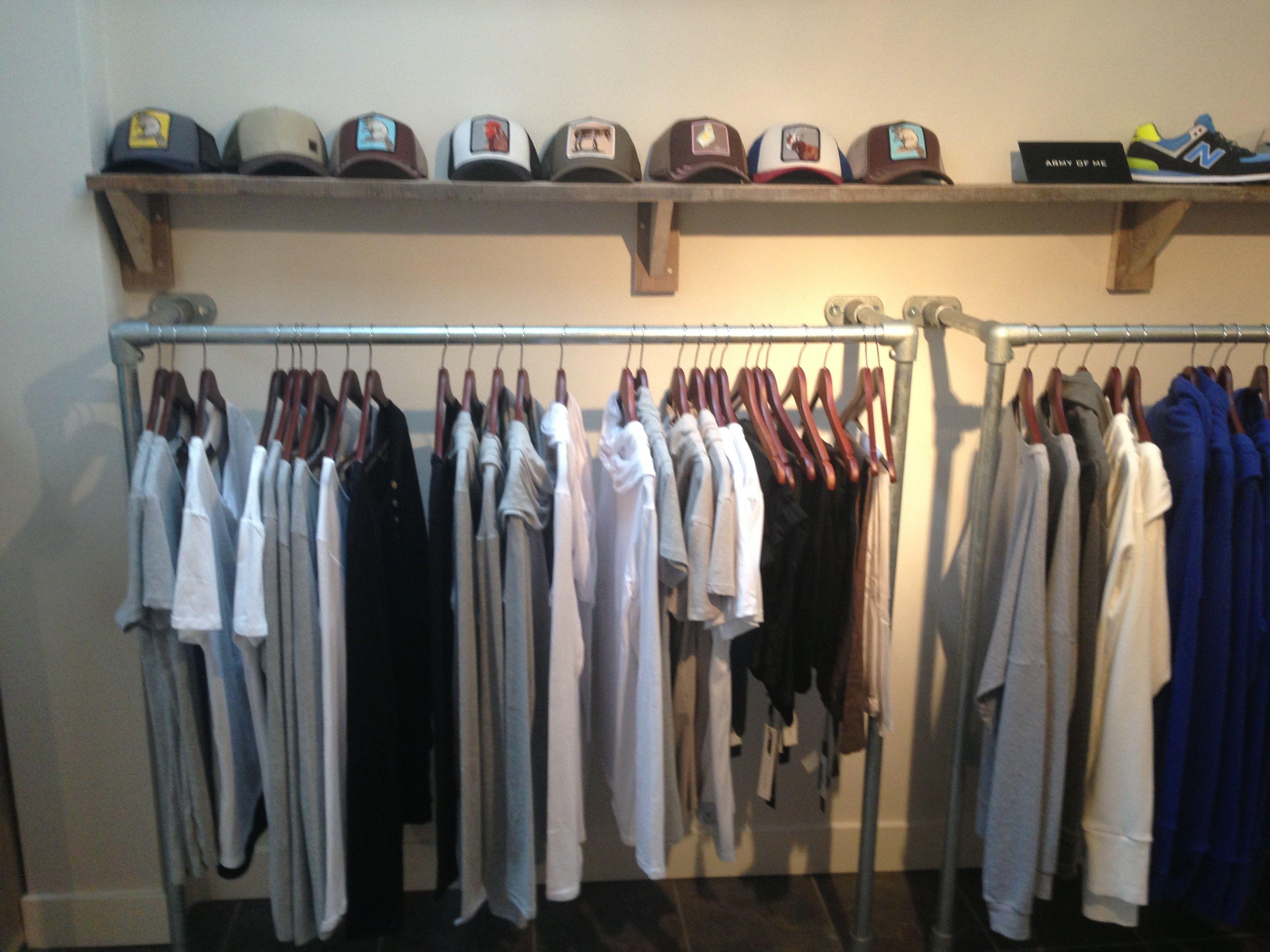 kledingkast steigerbuizen  Google zoeken  Slaapkamer