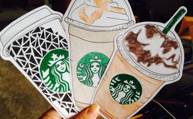 Drawing Of Starbucks Frappuccino Google Search Tumblr Pinterest Frappuccino Drawings Dubai Khalifa