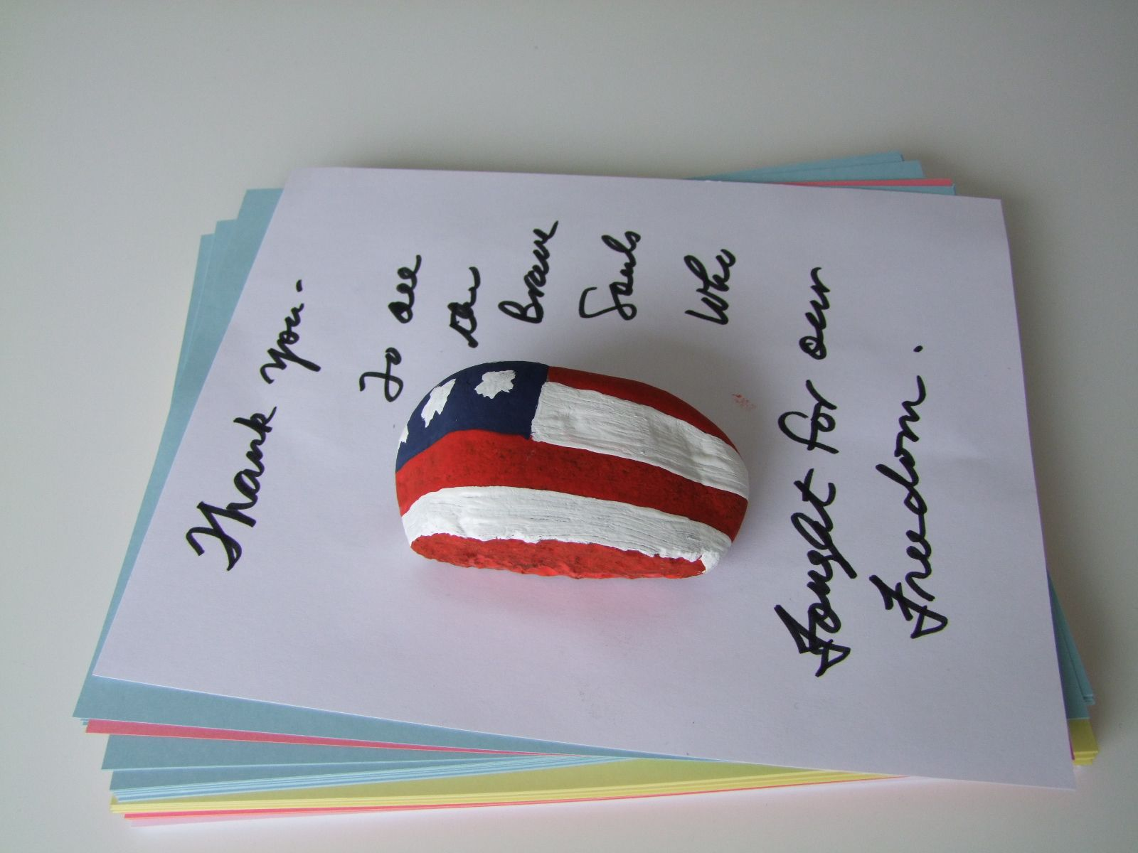 Memorial Day Craft For Kids