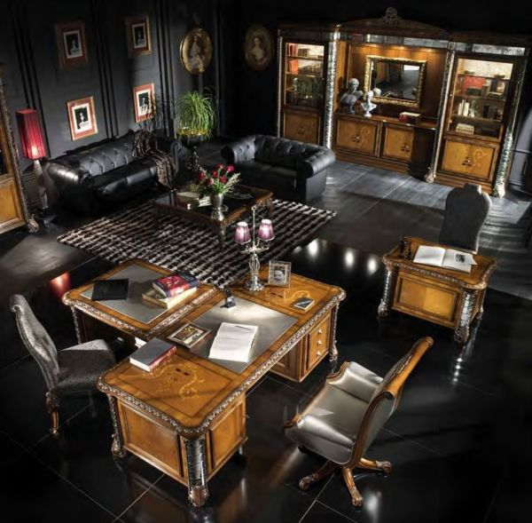 Luxury Executive Home Office Furniture