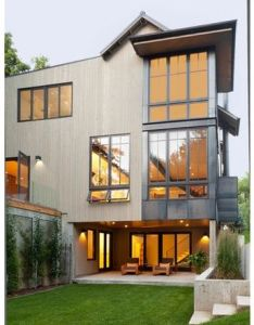 The area   dramatic change of seasons helped inspire interior design outside designers took advantage house remote and picturesque also exterior finishes windows knollwood pinterest rh