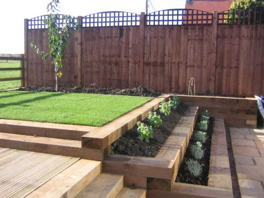 25 Best Ideas About Sleepers Garden On Pinterest Railway