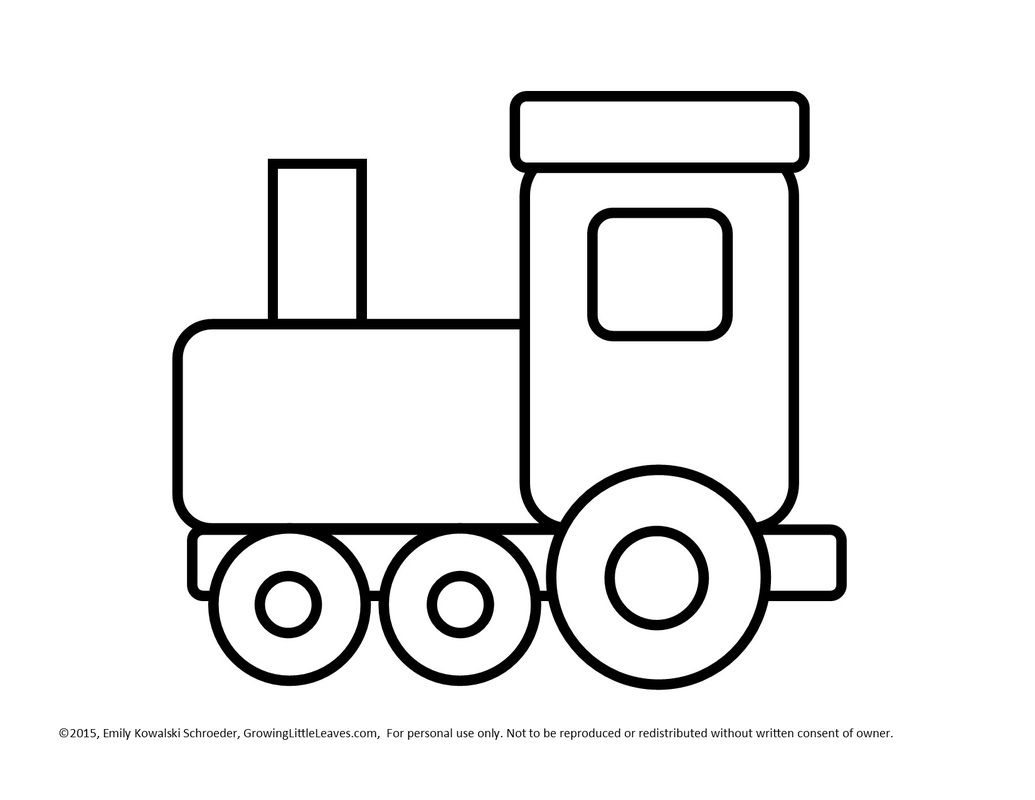 Surname Train Free Printables From Growinglittleleaves