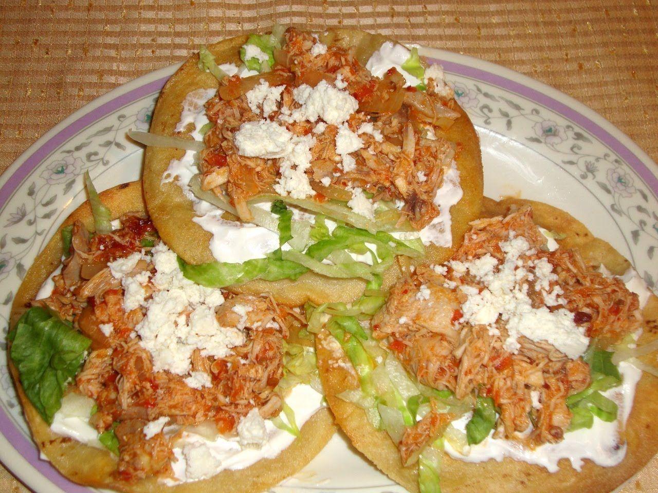 Cocina Mexicana Tinga De Pollo