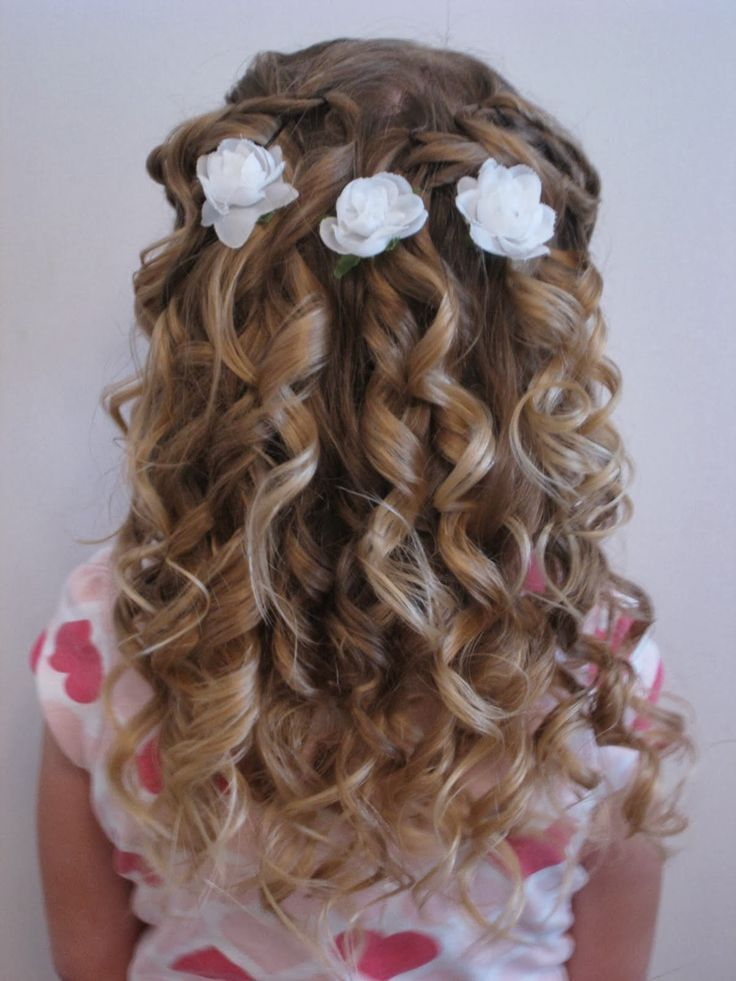 Cool Little Girl Hairstyles For Weddings Pepino HairStyles For