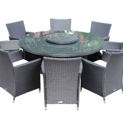 Round Table 8 Chairs Medical Chair Lift Cambridge With Large Dining Set