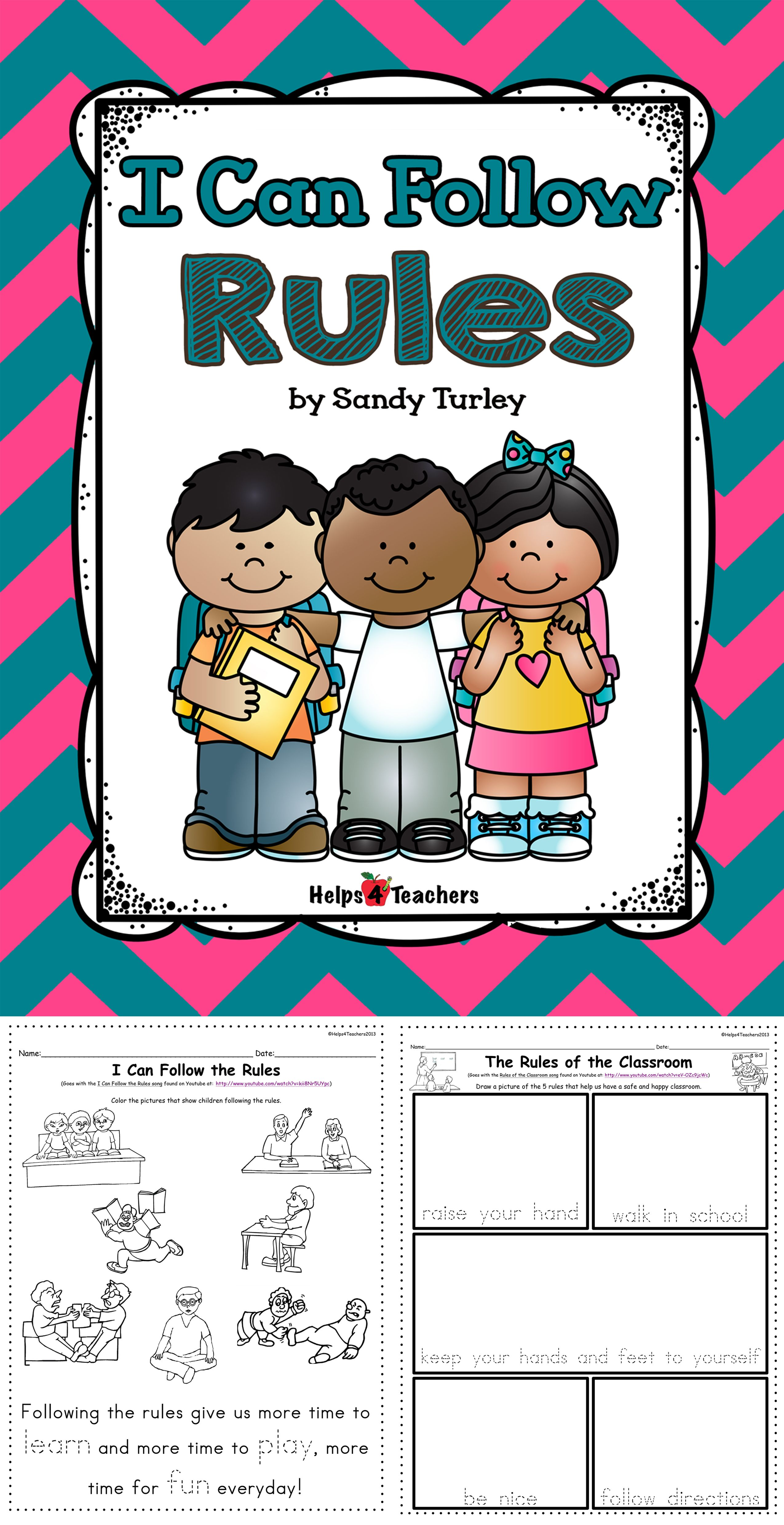 Free This Set Includes Two Activity Sheets That Talk