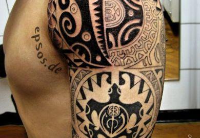 Ideas About Maori Tattoo Designs On Pinterest