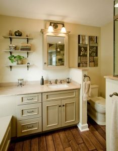 Bathroom clutter free design pictures remodel decor and ideas page also rh pinterest