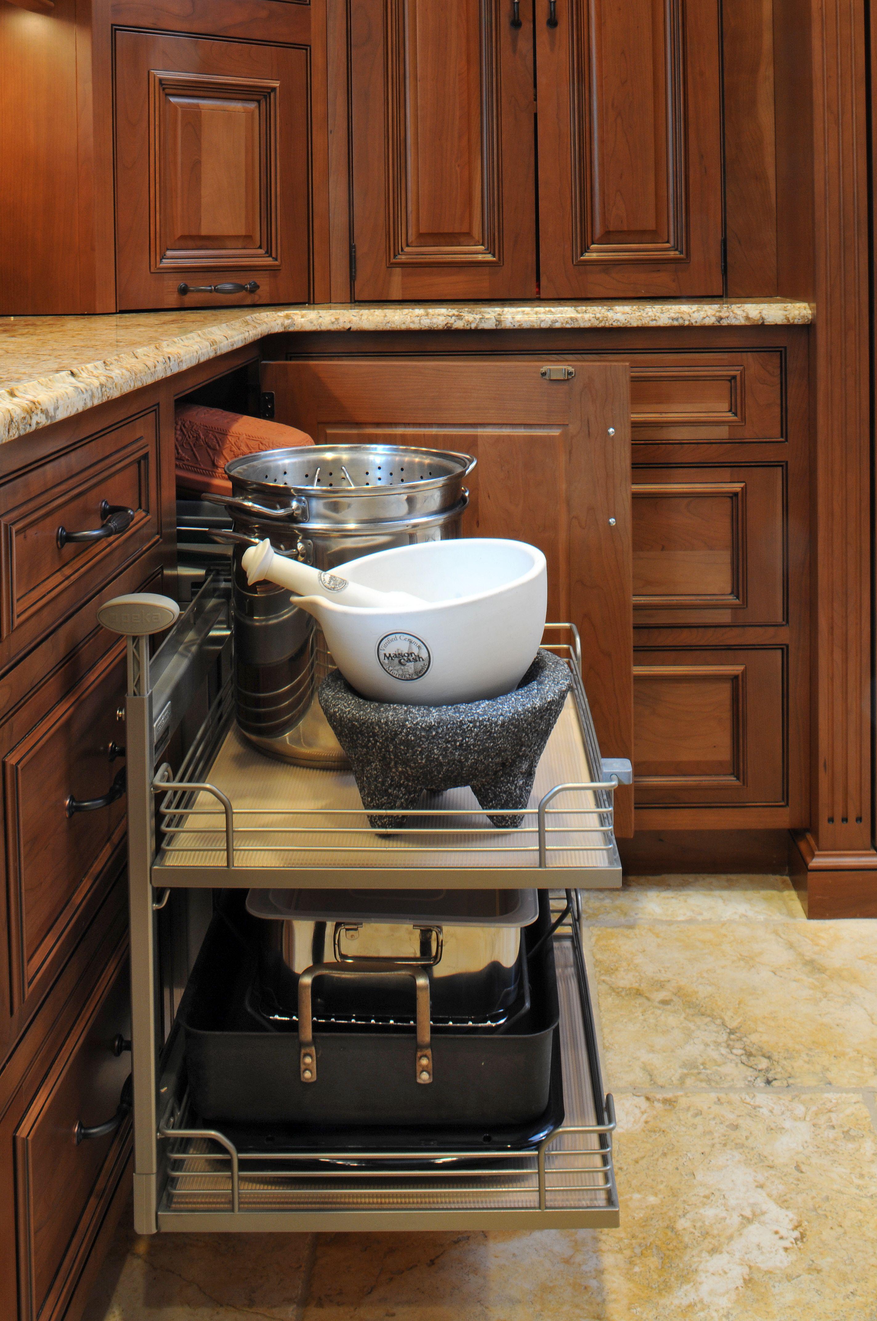 kitchen corner storage cabinet  Kitchen  Pinterest