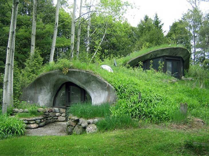 The 25 Best Underground Homes Ideas On Pinterest Earth Homes