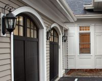 Garage Design, Traditional House Exterior Design With ...
