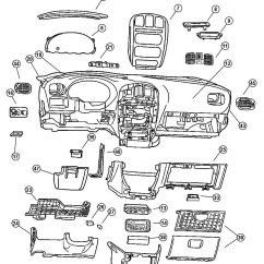2000 Chrysler 300m Engine Diagram Wiring For 7 Pin Trailer Harness Repair Manual And Fuse Box