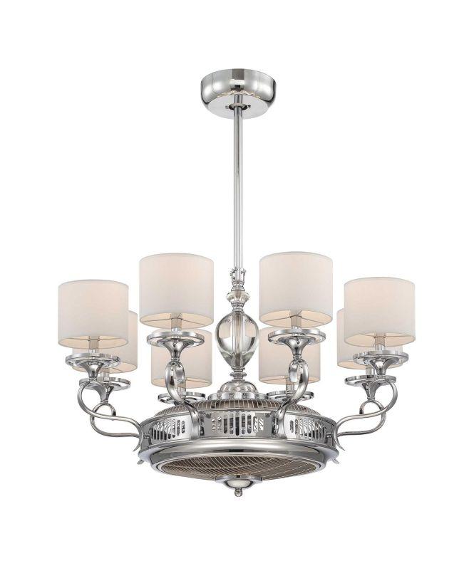 Savoy House Levantara Energy Smart 34 Inch Chandelier Ceiling Fan Capitol Lighting 1 800lighting
