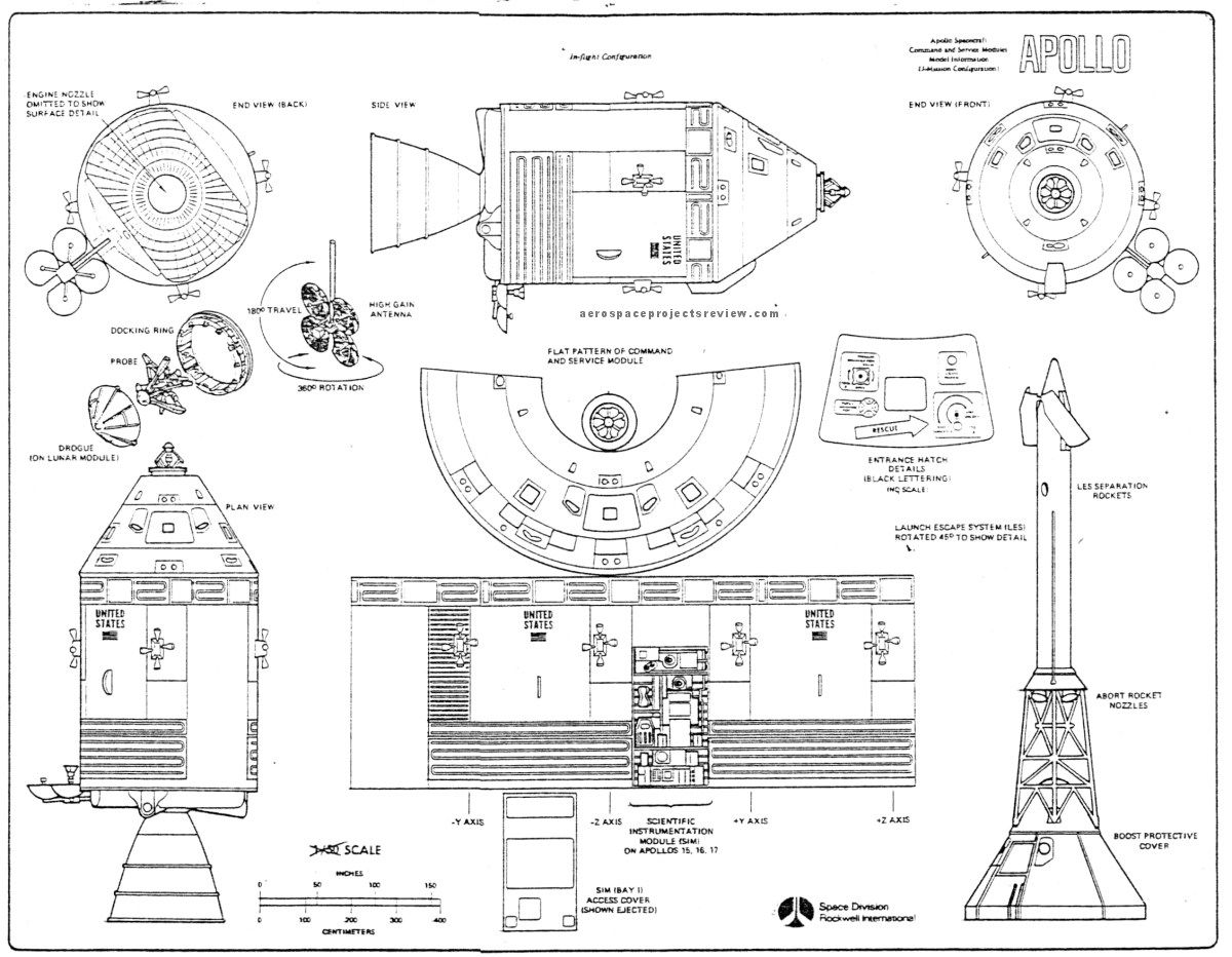Apollo Naa Diagram 932