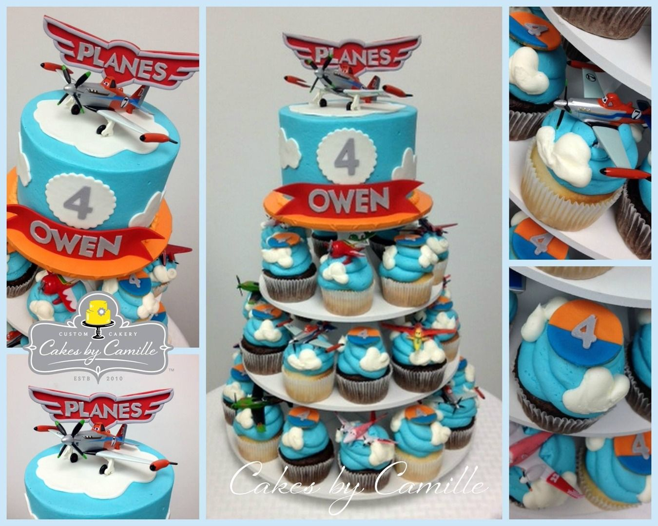 Disney Planes Cake Planes Birthday Cake Dusty Crophopper