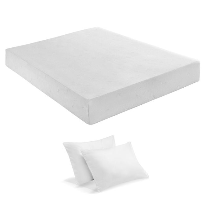 71 Off On Sleep Innovations 10 Inch Suretemp Memory Foam Mattress With 20