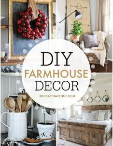 Home decor diy farmhouse ideas at the thavenue super cute ways to decorate your pinterest decorating also rh