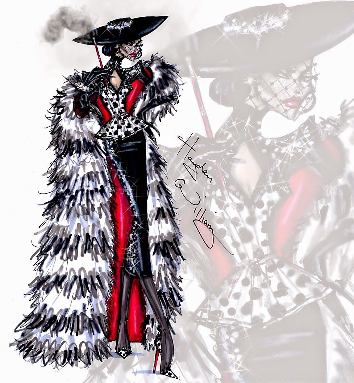 Cruella De Vil Kostüm Selber Machen Candy Girl Kostüm Selber