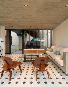 modern villa in peru una moderna also interior rh pinterest