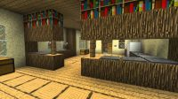 Minecraft Interior House Design Ideas #2 | Minecraft ...