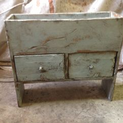 Country Primitive Sofa Tables Ethan Allen French Table Primitiques Furniture Early Home