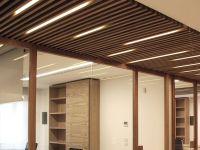 Amazing Wood Ceiling Tiles | Modern ceiling design ...