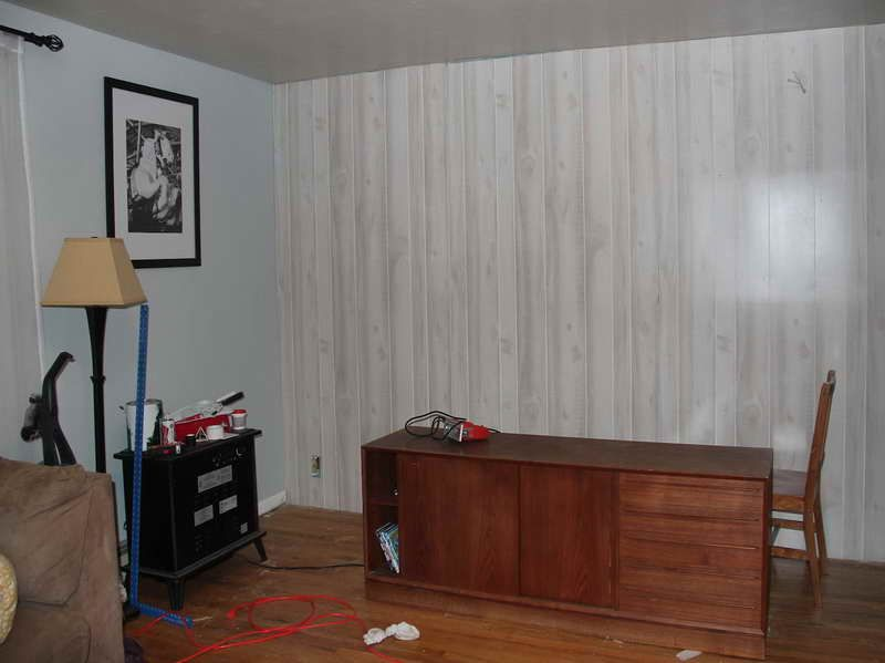 can you paint paneling