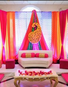 Indian wedding ideas mehndi party decorations also best images about mehendi ceremony on pinterest rh