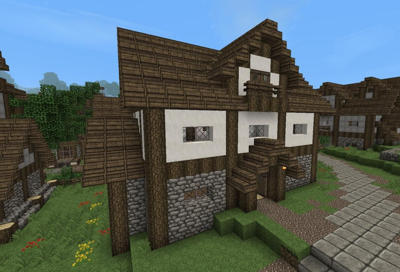 Minecraft House Designs Tutorials Gmkrpzwy MineCRACK Shayt