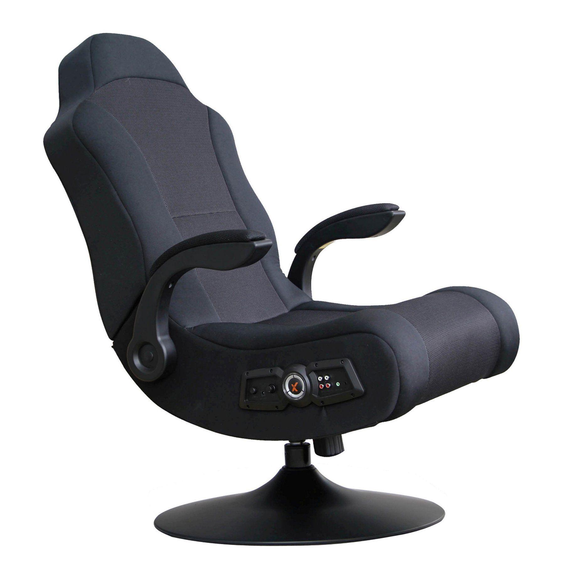 X Rocker  Commander Rocker Video Game Chair with 21