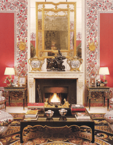 The living room of plaine monceau apartment madame antenor patino as decorated by francois also rh pinterest