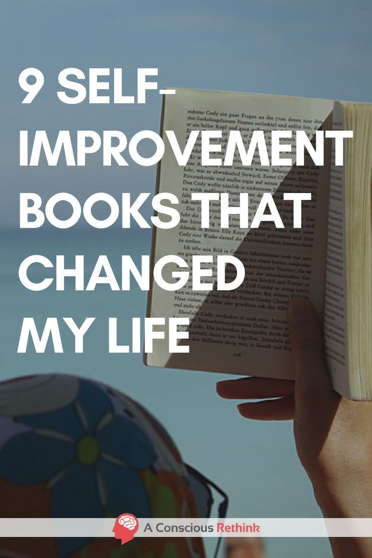 Improvement Books Pdf Self