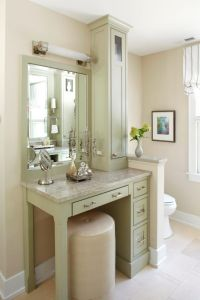 Photos Hgtv Small Bathroom Makeup Vanity Small Bathroom ...
