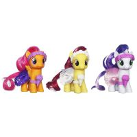 My Little Pony Wedding Flower Fillies Set - Hasbro - Toys ...