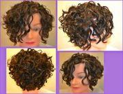 fun hair design curly