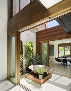 Black and bold melbourne home design designhunter architecture  blog also rh pinterest