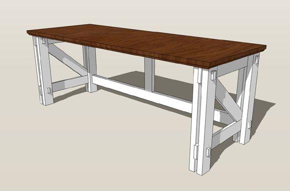 Custom Computer Desk Plans  Computer desks Desk plans and Desks