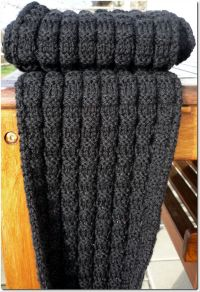 Christian's Scarf - Free pattern | KNIT SCARVES/COWLS ...