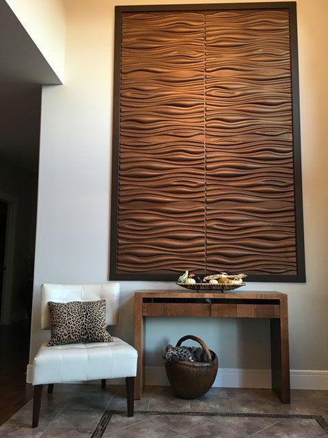 beige artistic sculptural decor stone tiles wall panel pinterest also rh