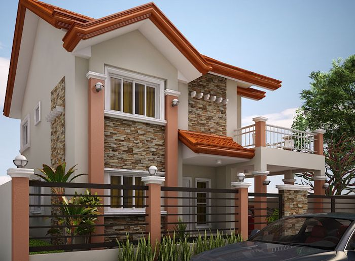 Modern House Design MHD 2012004 Pinoy EPlans Modern House