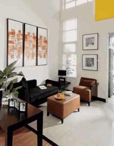 Desain interior ruang tamu mungil also home pinterest rh
