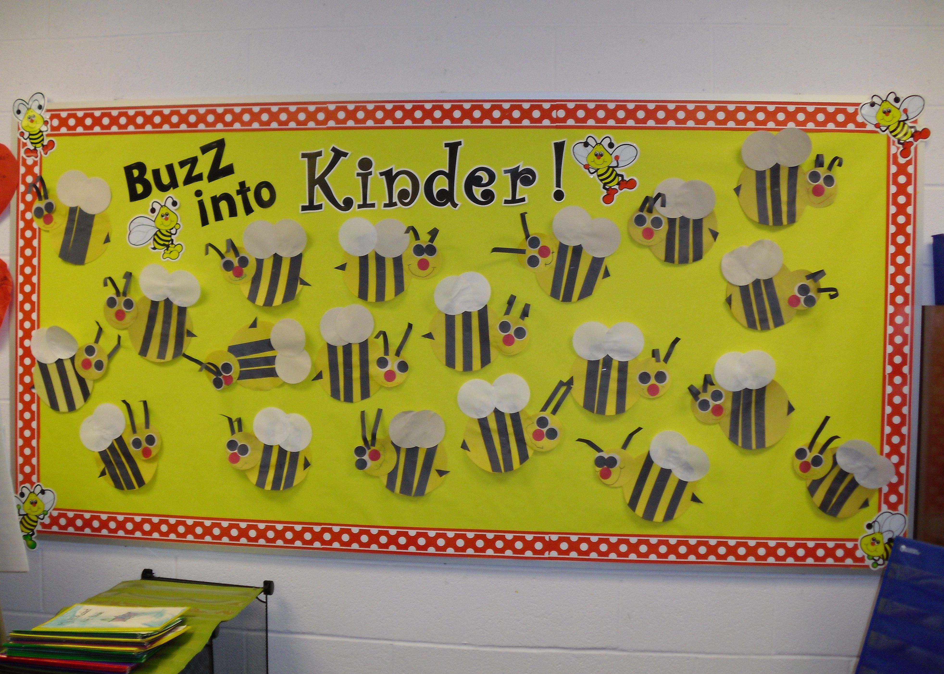 Bee Bulletin Board