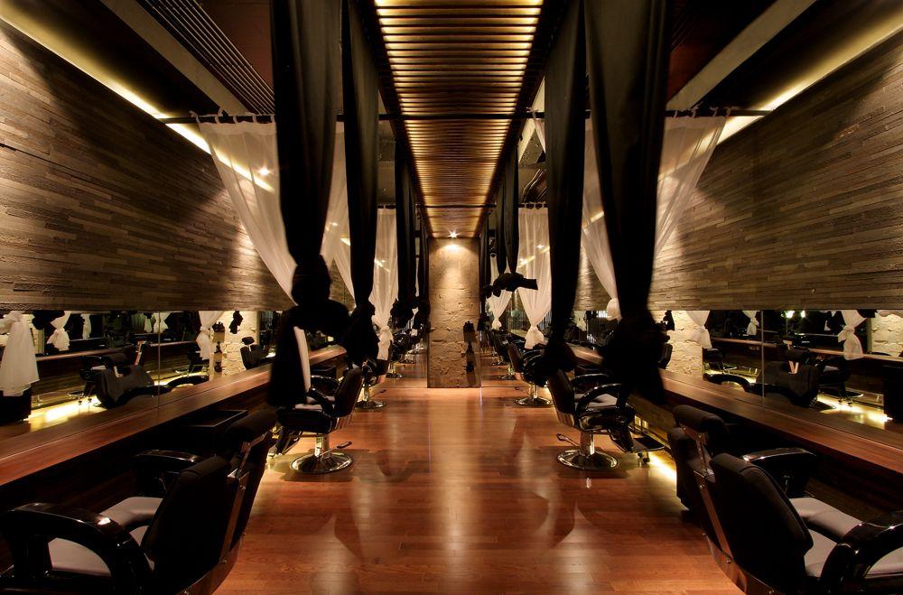Hairu Hair Treatment Chrystalline Architect Spa Interior
