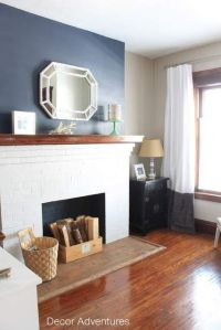 Fireplace Accent Walls on Pinterest | Village Builders ...