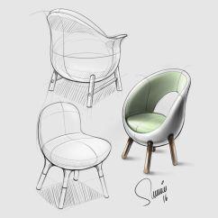 Chair Industrial Design Hardwood Floor Mat Product Sketchbook 2016 On Behance Pinterest