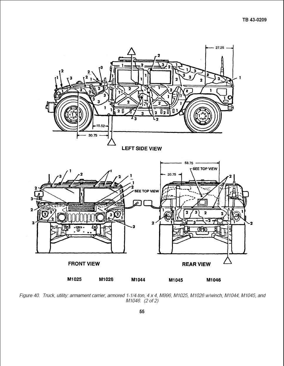 Humvee Engine Wiring Harness Schematics Auto Electrical Diagram Hmmwv Schematic And Diagrams 3l80