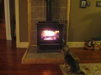 Wood stove hearth pads...buy vs. make? | Hearth.com Forums ...
